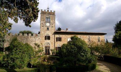 Castello di Querceto - Estate