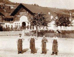 Schenk Holding - History - Obrist